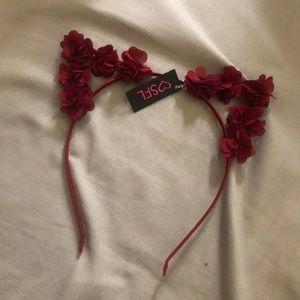 Red Cat Eat Headband